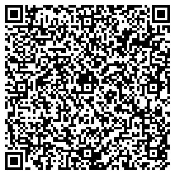 QR-код с контактной информацией организации ХОЗТОВАРЫ, МАГАЗИН
