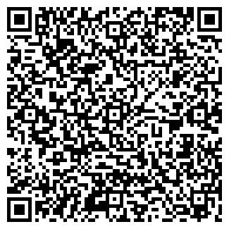 QR-код с контактной информацией организации НОВЫЕ ОКНА