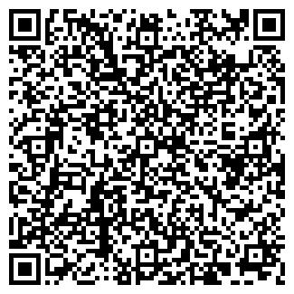 QR-код с контактной информацией организации ООО ПЛЕС