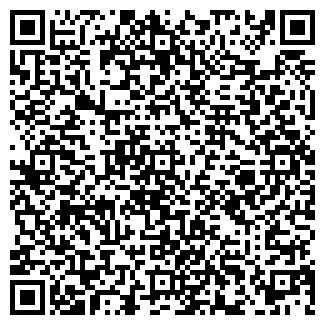 QR-код с контактной информацией организации ООО АНГОР