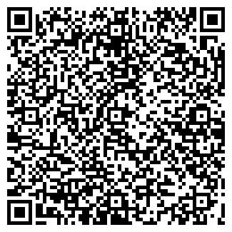 QR-код с контактной информацией организации РУСИЧИ