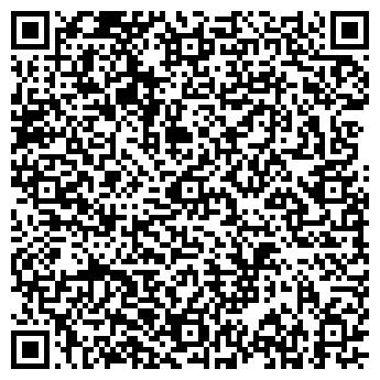 QR-код с контактной информацией организации АКЦИЯ МАГАЗИН