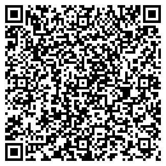 QR-код с контактной информацией организации ЯСТРЕБКОВ