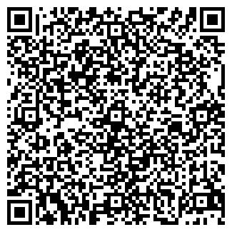 QR-код с контактной информацией организации ОАО БАХУС