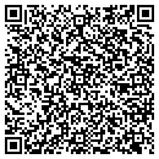 QR-код с контактной информацией организации МЕГАТЕЛЬ