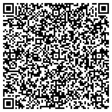 QR-код с контактной информацией организации ПРЕДПРИЯТИЕ РОЗНИЧНОЙ ТОРГОВЛИ АЛЕНУШКА