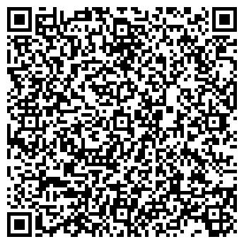 QR-код с контактной информацией организации КИРЖАЧПЕНОБЕТОН, ООО