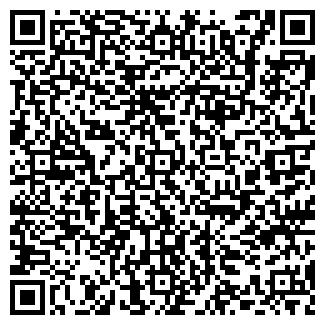 QR-код с контактной информацией организации ОАО КИРСАНОВМЯСО