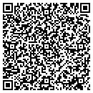 QR-код с контактной информацией организации ОАО КРИСТАЛЛ