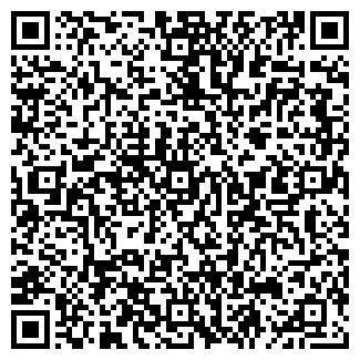 QR-код с контактной информацией организации РАДУГА-М, ОАО