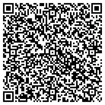 QR-код с контактной информацией организации ГЛАСС-ТЕХНИКС ТОО