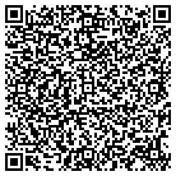 QR-код с контактной информацией организации ПОЛЯРНЫЕ ЗОРИ