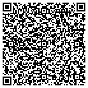 QR-код с контактной информацией организации МЕТ-АС, ЗАО