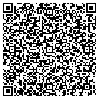 QR-код с контактной информацией организации СЕРЕБРЯНАЯ ЛАДЬЯ