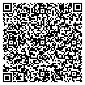QR-код с контактной информацией организации ООО ИНТЕРКРОВ