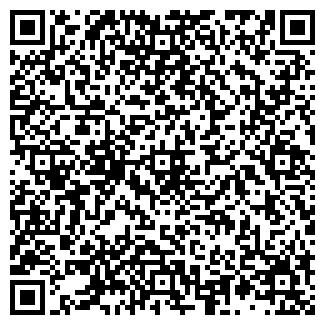 QR-код с контактной информацией организации МАГАЗИН ТКАНИ