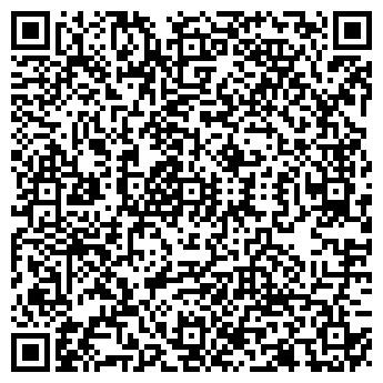 QR-код с контактной информацией организации ТОРГОВАЯ БИРЖА