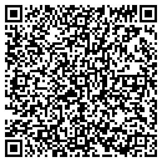 QR-код с контактной информацией организации ФИРМА АЛЕФ