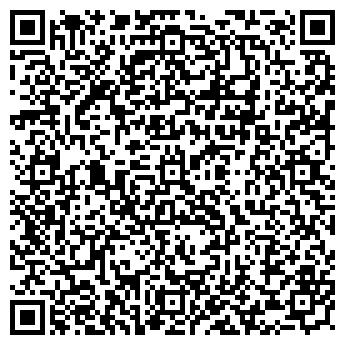 QR-код с контактной информацией организации ДАРЬЯ, МЕБЕЛЬНЫЙ САЛОН