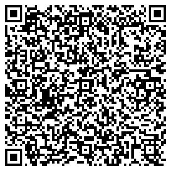 QR-код с контактной информацией организации ВИРАЖ, АВТОСАЛОН