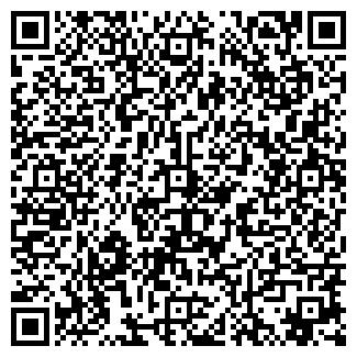 QR-код с контактной информацией организации АЛВИК