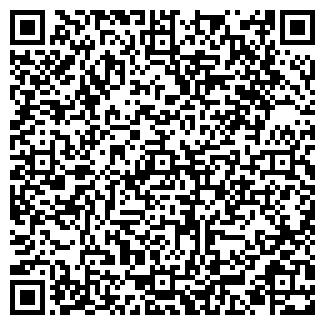 QR-код с контактной информацией организации ООО ЭКОВЕНТ