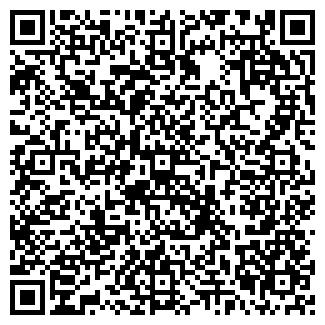 QR-код с контактной информацией организации КАВКАЗ, КАФЕ