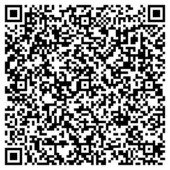 QR-код с контактной информацией организации FASHION AVENUE