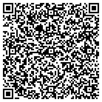 QR-код с контактной информацией организации ЕВРОКАР