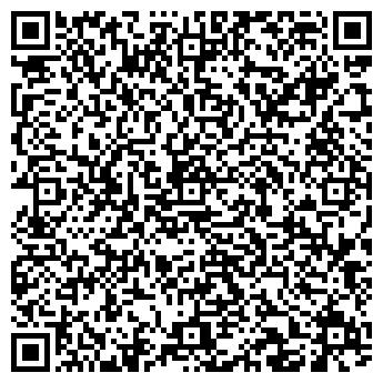 QR-код с контактной информацией организации КОПИР, ТИПОГРАФИЯ