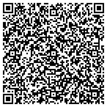 QR-код с контактной информацией организации ООО МАНУФАКТУРА, РАЗВЛЕКАТЕЛЬНЫЙ ЦЕНТР