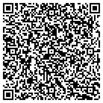 QR-код с контактной информацией организации МАТВЕЕВ И ПАРТНЕРЫ