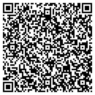 QR-код с контактной информацией организации ЗАО ПАНОРАМА