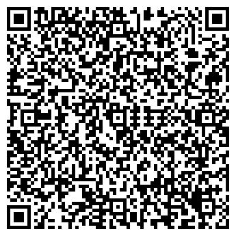 QR-код с контактной информацией организации ООО ПРИЗ, ИЗДАТЕЛЬСТВО
