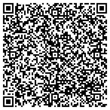 QR-код с контактной информацией организации СТУДИЯ АВТОМОБИЛЬНОГО ДИЗАЙНА