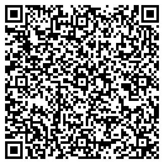 QR-код с контактной информацией организации ЗАО ФИНА-С