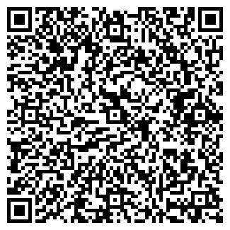 QR-код с контактной информацией организации АЛВИС