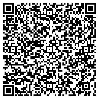 QR-код с контактной информацией организации РОС БИЗНЕС, ООО
