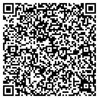QR-код с контактной информацией организации ЗАСТАВА