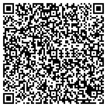 QR-код с контактной информацией организации ДЕТСКОЕ БЮРО МСЭ