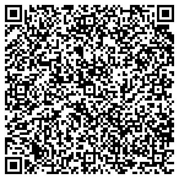 QR-код с контактной информацией организации УНИВЕРСАЛЬНЫЙ МАГАЗИН ТЦ ВОЛГАРЬ