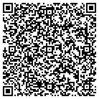 QR-код с контактной информацией организации КАСКАД АВС, ЗАО