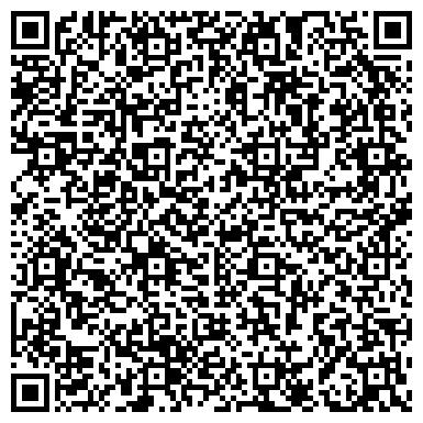 QR-код с контактной информацией организации БЛОК-Р, ООО, ПРЕДСТАВИТЕЛЬСТВО РЯДА ФИРМ ХОРВАТИИ