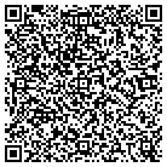QR-код с контактной информацией организации МАГАЗИН БРУСНИКА