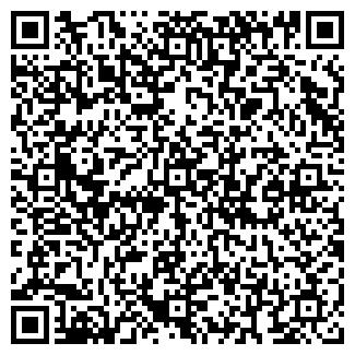 QR-код с контактной информацией организации РОСЧЕРМЕТ, ООО