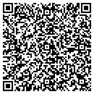 QR-код с контактной информацией организации ТРИВАС, ЗАО