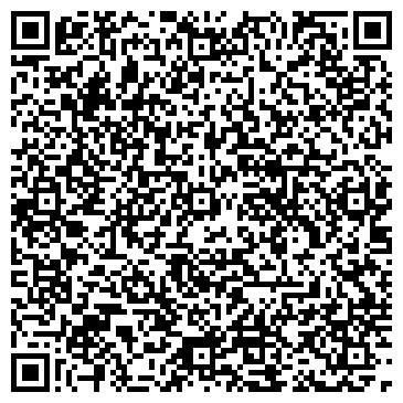 QR-код с контактной информацией организации Филиал РГГУ в г. Костроме