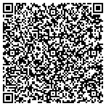 QR-код с контактной информацией организации ИНТЕРЬЕР-СЕРВИС ИП