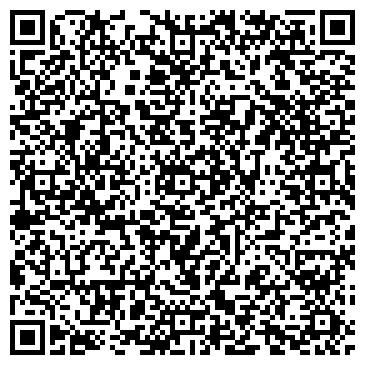QR-код с контактной информацией организации Межмуниципальный отдел МВД России «Буйский»