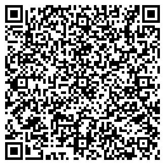 QR-код с контактной информацией организации КОЛЬЧУГА КУРСК